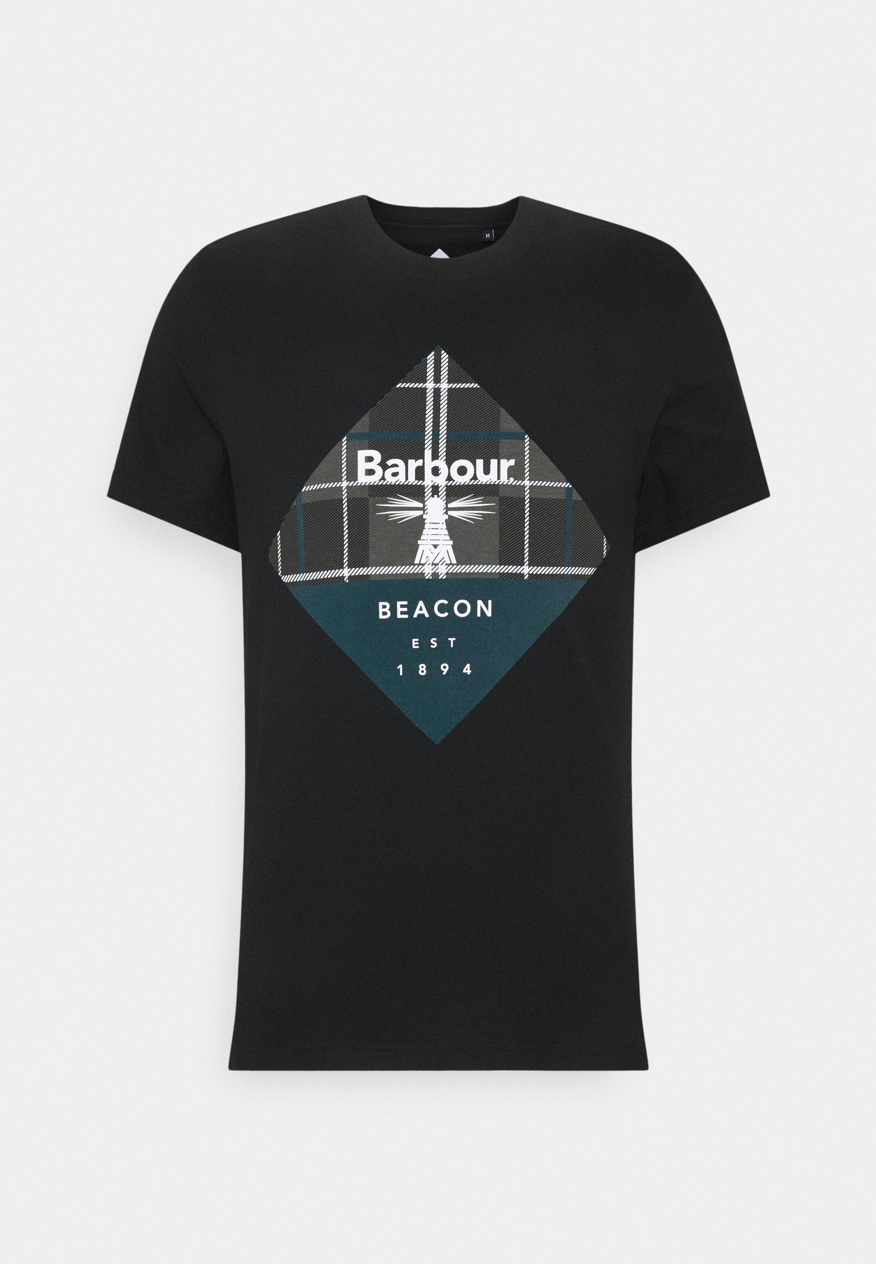 Men BECKER TEE - Print T-shirt