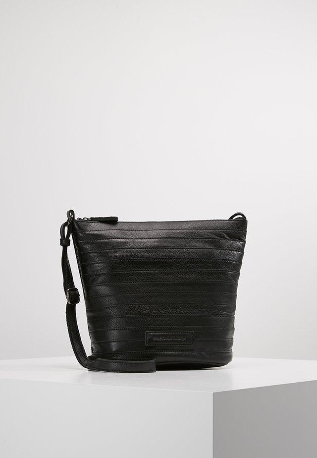 GÜRTELINCHEN - Håndtasker - black