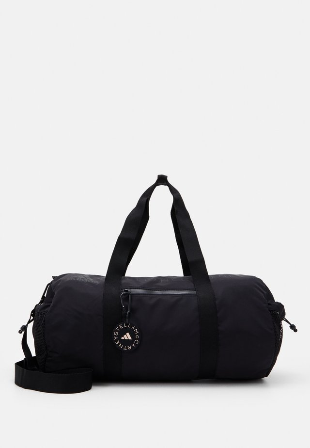 ROUND DUFFEL - Sports bag - black/sofpow