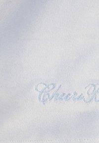 Bershka - Shorts - light blue - 4