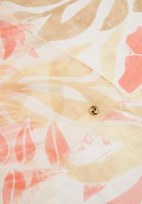 comma - MIT ALLOVER-PRINT - Scarf - coral leaf aop - 2