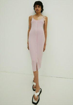 Shift dress - lila