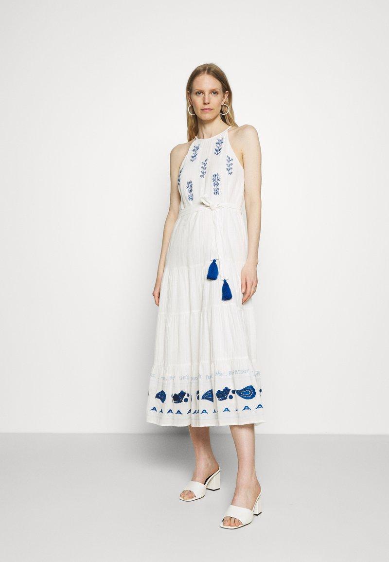 Desigual - Robe d'été - white