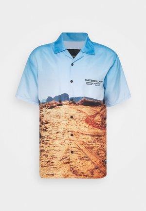 DESERT ALLOVER - Shirt - multi-coloured