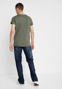 Pepe Jeans - KINGSTON ZIP - Straight leg jeans - blue - 2