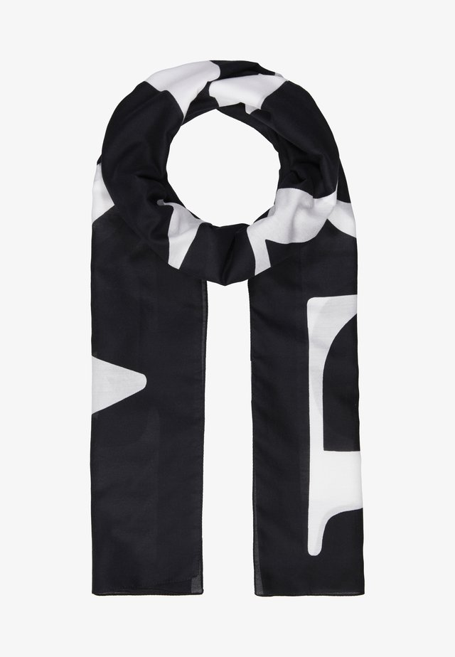 SPECIAL SCARF  - Sjal - black