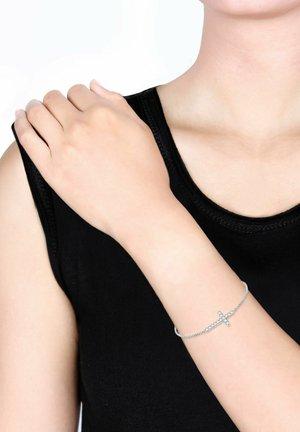 Cross - Bracelet - silber