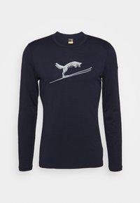 Icebreaker - MENS 200 CREWE FOX - Undershirt - midnight navy - 0