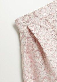 Mango - BROMY A - A-line skirt - roze - 2