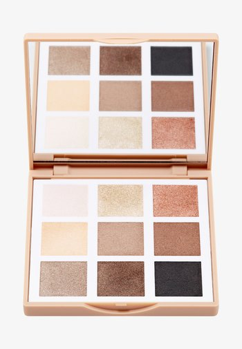 THE EYESHADOW PALETTE - Eyeshadow palette - nude