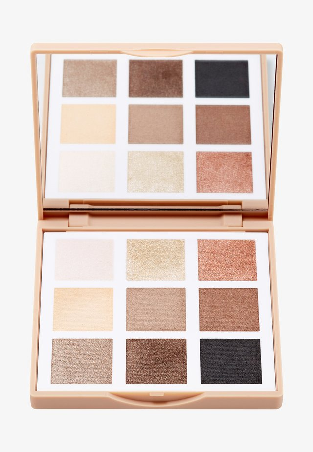 THE EYESHADOW PALETTE - Palette occhi - nude
