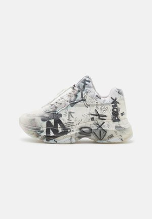 BAISLEY - Trainers - offwhite/light grey