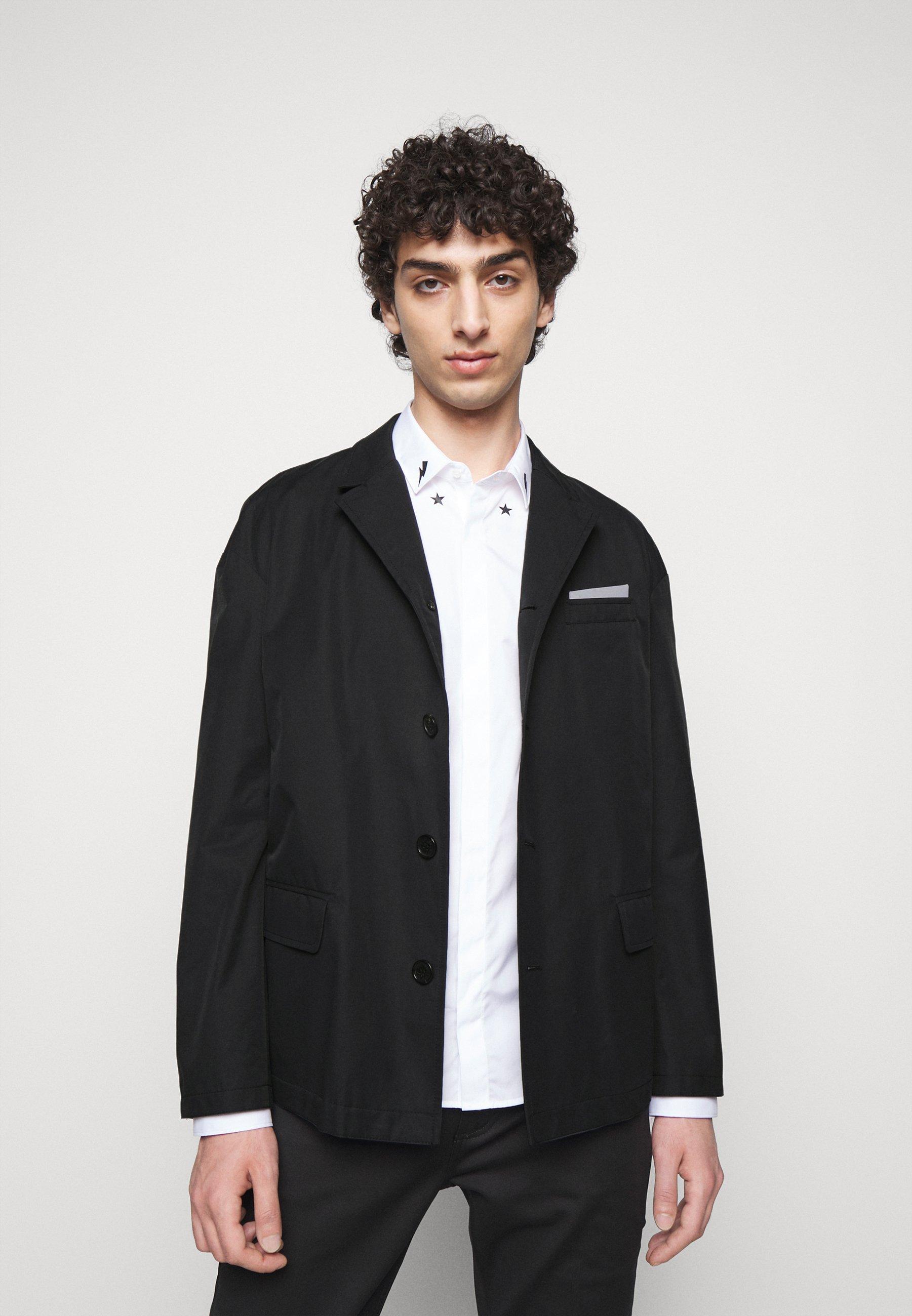 Men BOXY ARCHITECT JACKET - Summer jacket