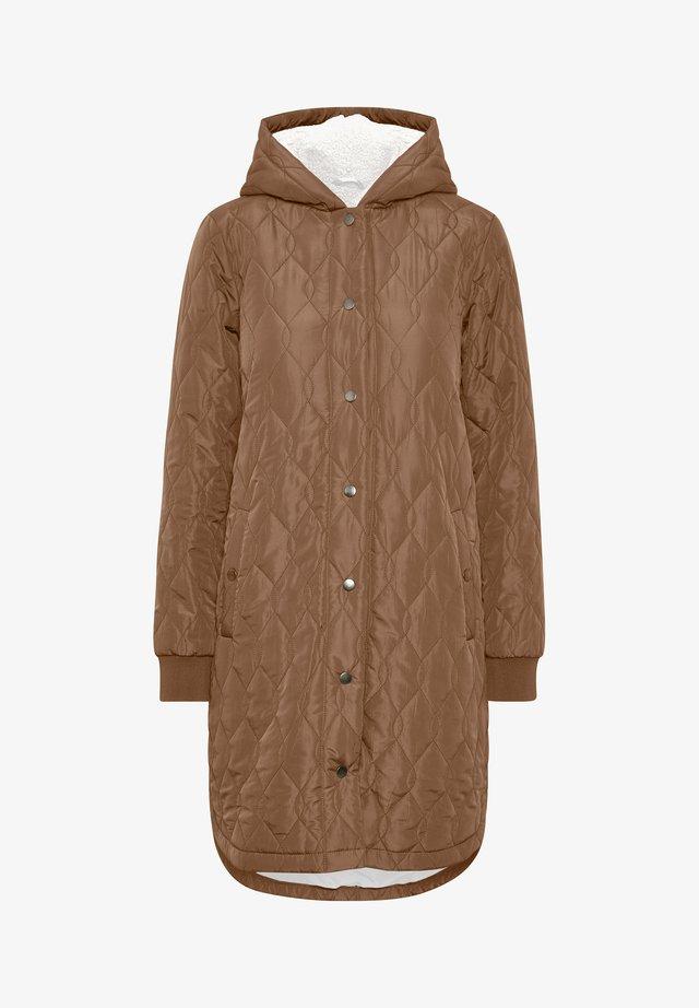 KASALLE - Winter coat - brown