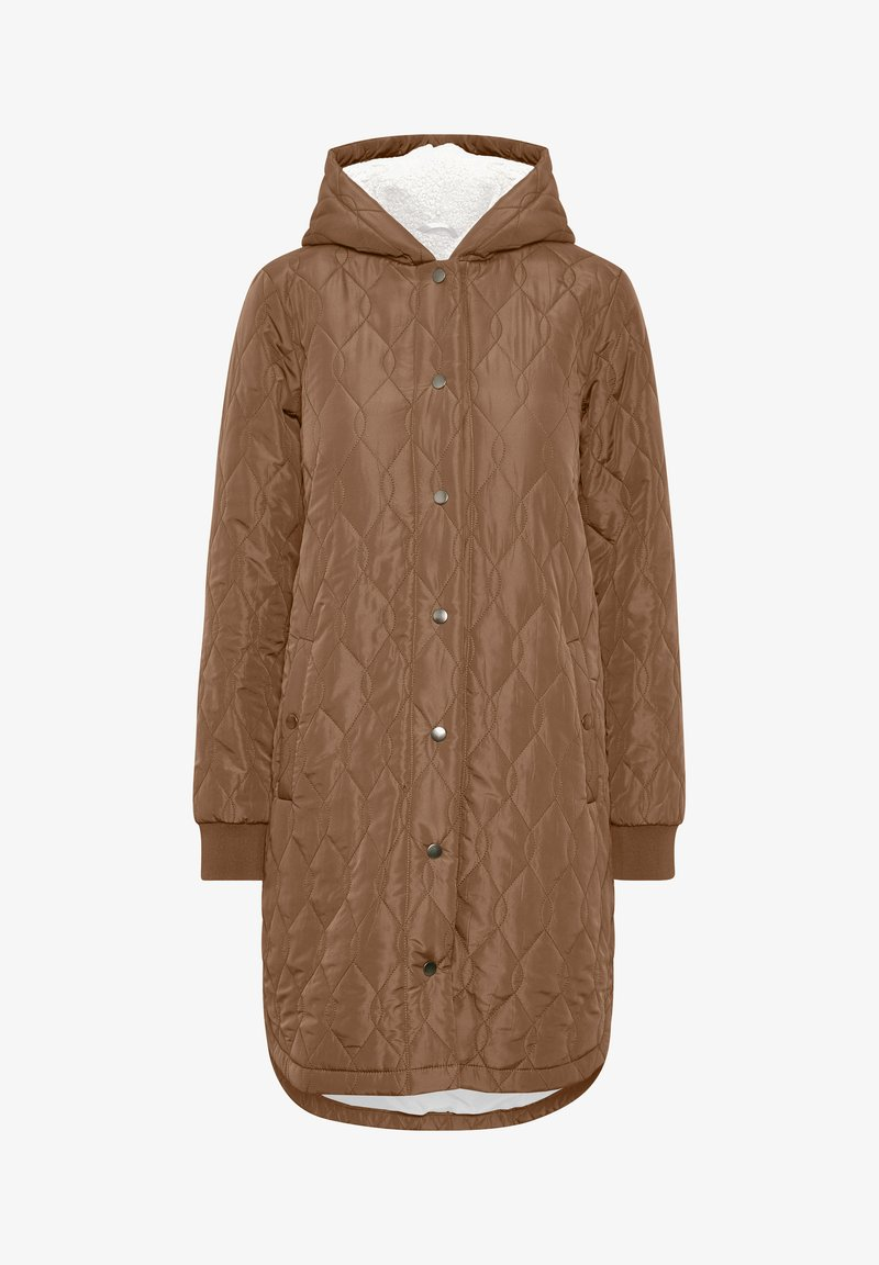 Kaffe - KASALLE - Winter coat - brown
