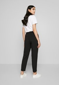 Bruuns Bazaar - RUBY PANT - Trousers - black - 2