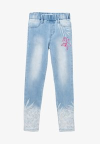 Desigual - Straight leg jeans - blue - 0