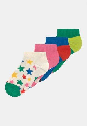 FRUIT BUNNY 4 PACK UNISEX - Socks - multicoloured