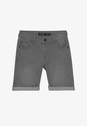 ZAC - Denim shorts - denim grey