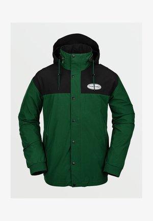 Snowboard jacket - forest