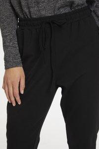 Kaffe - LINDA  - Trousers - black deep - 2