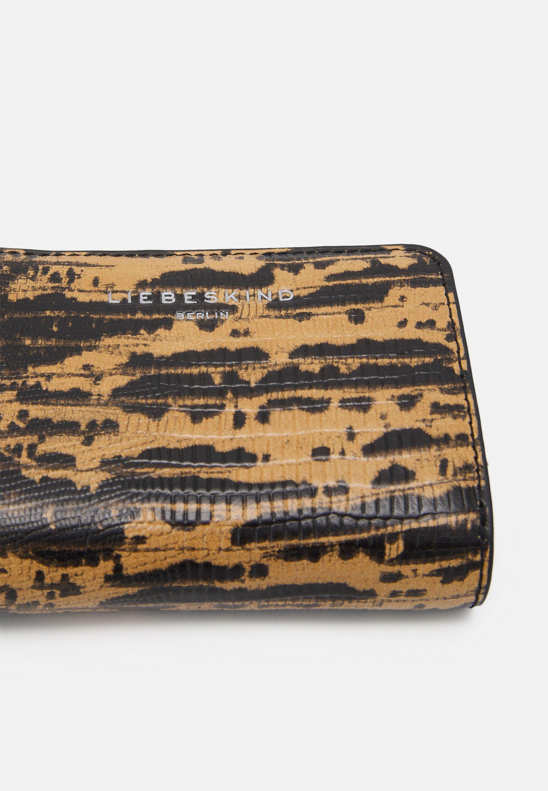 Women ELLA LIZARD WALLET SMALL - Wallet