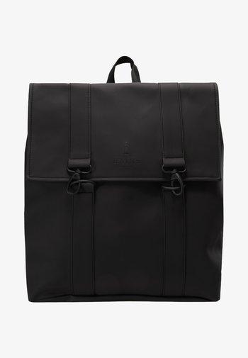 BAG UNISEX - Rucksack - black