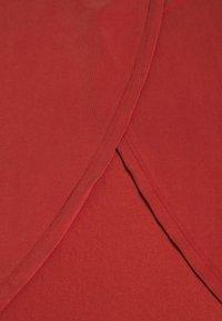 Object - OBJANNIE NADIA DRESS - Maxi dress - tandori spice - 2