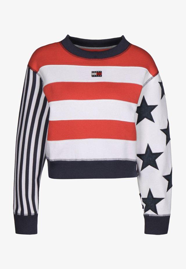Sweatshirt - peacoat/multi