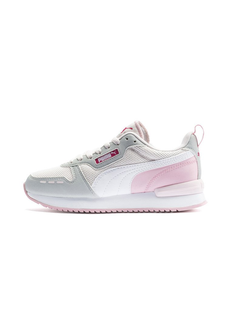 Puma - Baskets basses - rosewater/gray /white