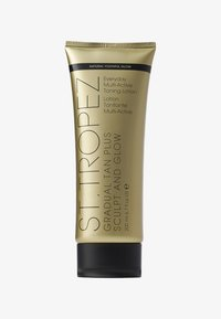 GRADUAL TAN SCULPT & GLOW LOTION - Self tan - -