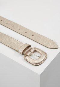 Vanzetti - Belt - platingold - 2