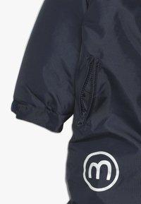Minymo - SNOWSUIT OXFORD - Mono para la nieve - navy blazer - 3