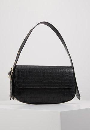 SAIDE - Handtasche - black