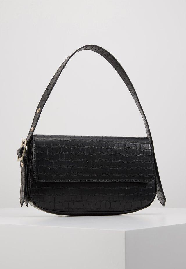 SAIDE - Käsilaukku - black