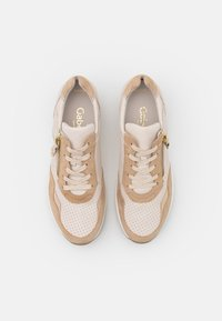 Gabor Comfort - Trainers - ivory/caramel/gold - 5