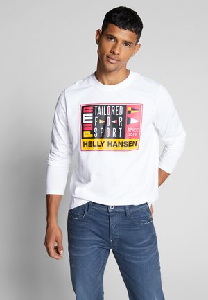 X HELLY HANSEN - T-shirt à manches longues - white