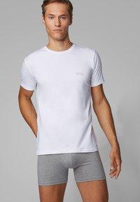 BOSS - 2 PACK - Undershirt - white - 3