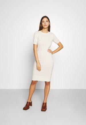 SIG CASH TEE DRESS - Jumper dress - beige
