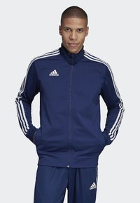 adidas Performance - TIRO 19 CLIMALITE TRACKSUIT - Trainingsjacke - blue - 0