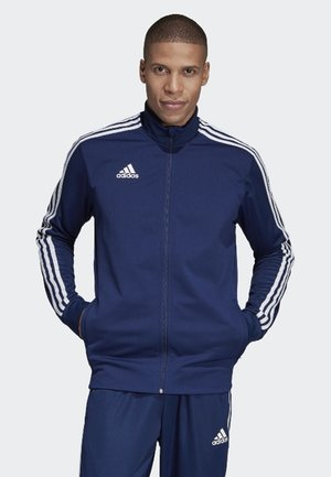 TIRO 19 TRAINING TRACK TOP - Veste de survêtement - blue