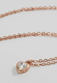 Ted Baker - HEART PENDANT - Collar - rose gold-coloured - 3
