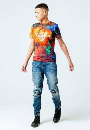 JELLYFISH SPACE - Print T-shirt - multi