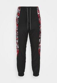 Puma - AC MAILAND PANTS - Club wear - tango red/black - 0