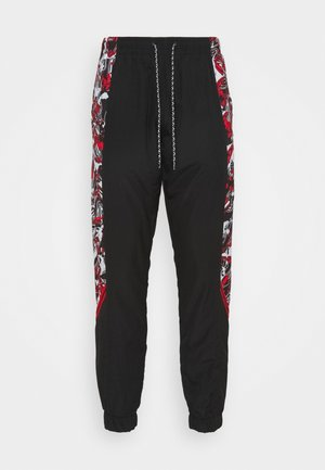 AC MAILAND PANTS - Klubbkläder - tango red/black