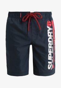 Superdry - Shorts da mare - darkest navy - 2