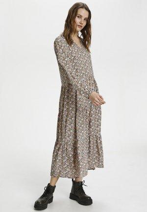 EDASZ - Maxi dress - bright white optimism florals
