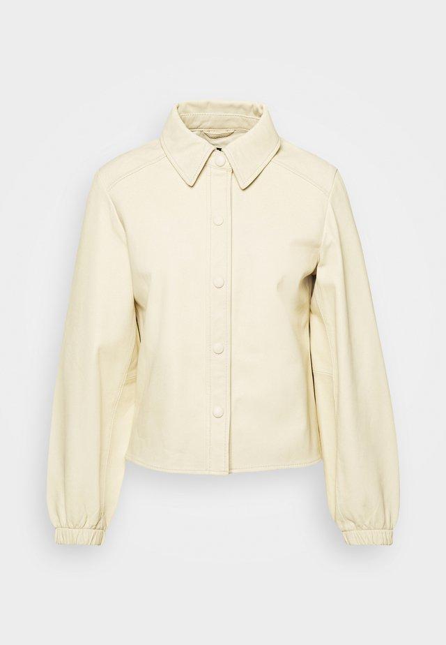 KAYLA - Overhemdblouse - white