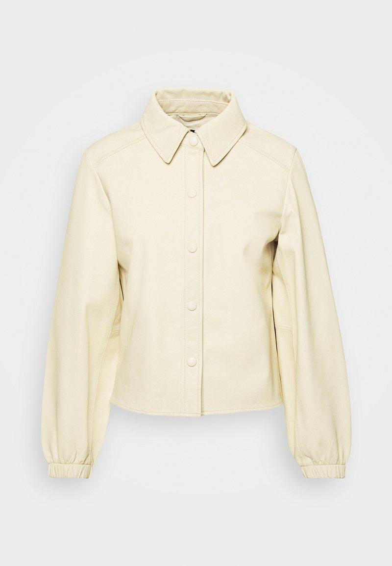 Ibana - KAYLA - Button-down blouse - white