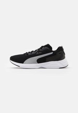 SPACE RUNNER UNISEX - Neutral running shoes - black/white